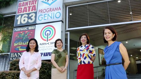 25 years of ABS-CBN Lingkod Kapmilya Foundation Building a Strong Foundation