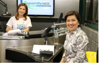 Susan co- anchors Kapamilya Konek, ALKFI's  family –oriented radio program aired over DZMM and Teleradyo