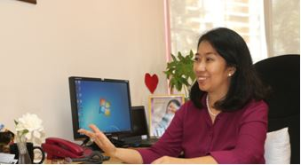 Noemi provides financial guidance to help Programs maximize resources and achieve better ROI
