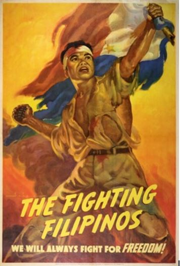 Manuel Rey Isip The Fighting Filipinos