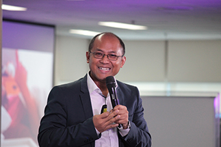Ken Lingan, Google PH