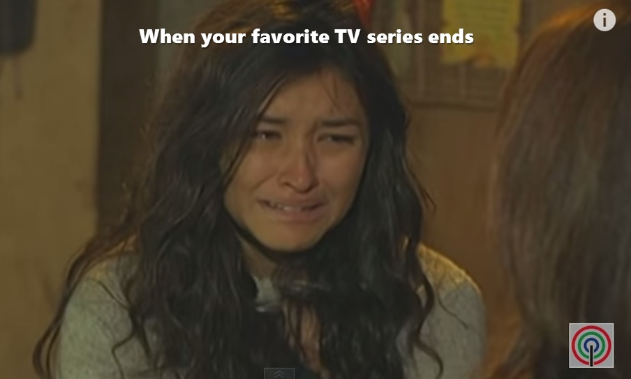 AGNES When your favorite TV series ends