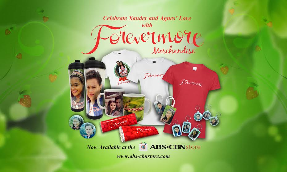 FOREVERMORE MERCHANDISE