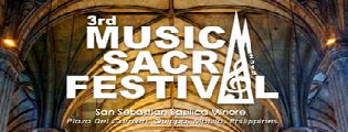 Musica Sacra Fest at San Sebastian Basilica on May 29-30