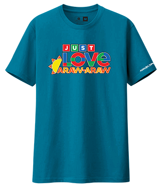 Just Love Araw-Araw Shirt-2 - DJ Aqua