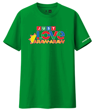 Just Love Araw-Araw Shirt-2 - Fern Green
