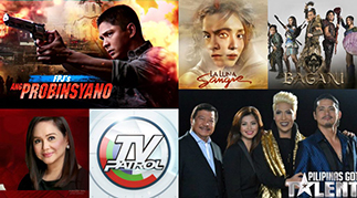 ABS-CBN is Filipinos' network of choice in March