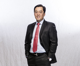 President and Chief Operating Officer Richard B. Tantoco