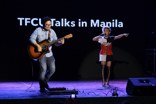 'TFCU Talk in Manila' makes its mark