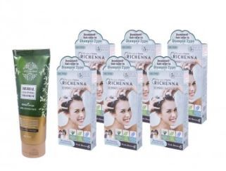 Richenna New EZ Speedy Hair Color-K Set P1995