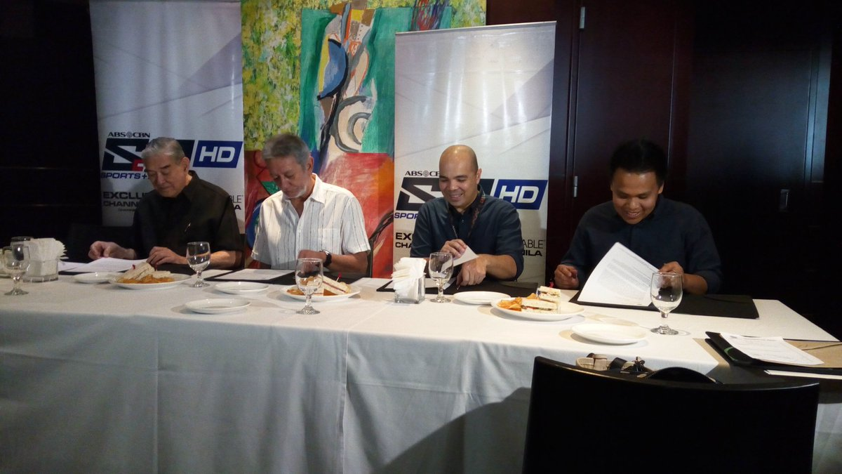 ABS-CBN Sports, Sports Vision partner for PVL