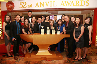 6 Anvils for ABS-CBN, SKY
