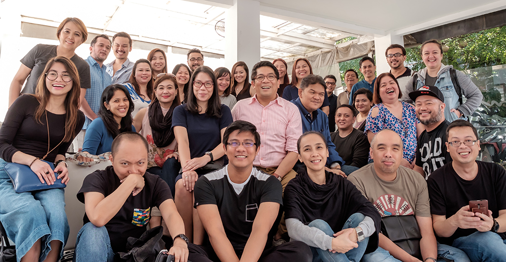 Meet the ABS-CBN Team