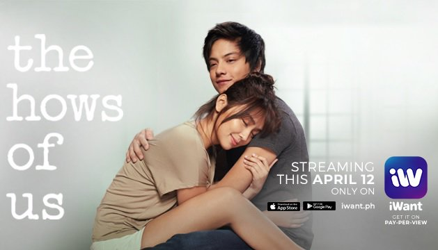 'The Hows of Us' exclusively streaming on iWant PPV