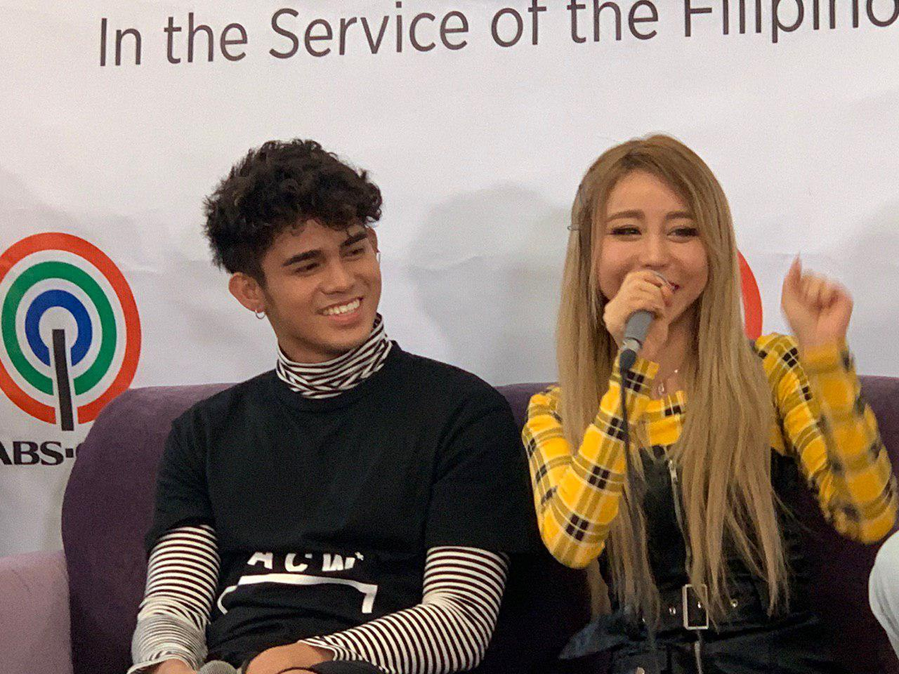 Iñigo Pascual and Australian YouTube Sensation Wengie