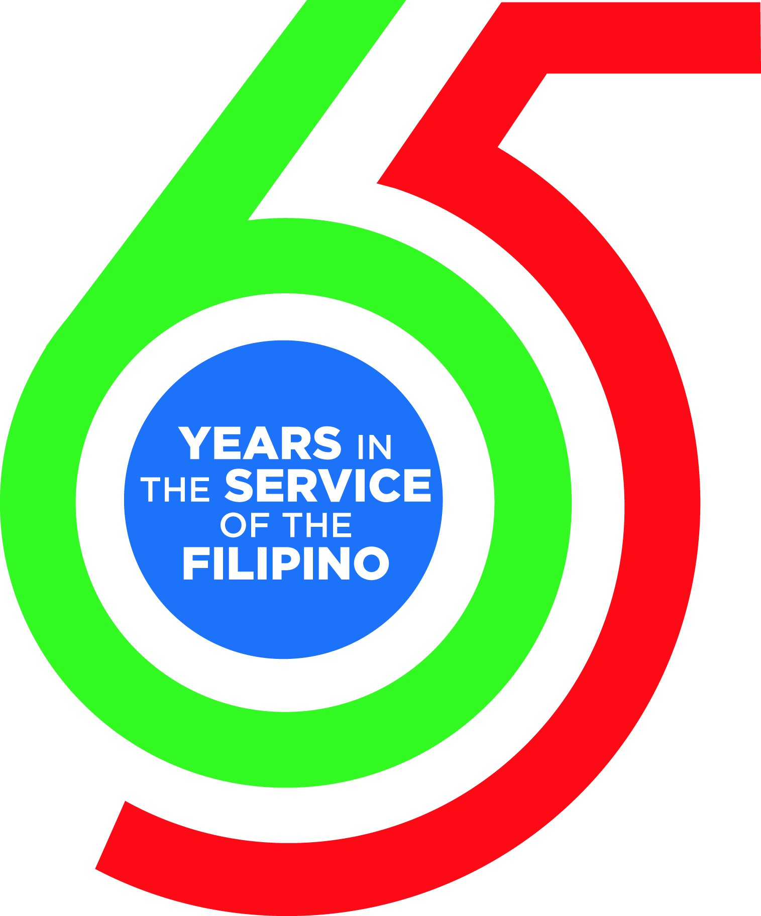 65 years in the service of the filipino