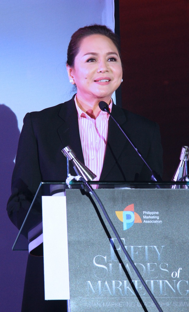 ABS-CBN president and CEO Charo Santos-Concio