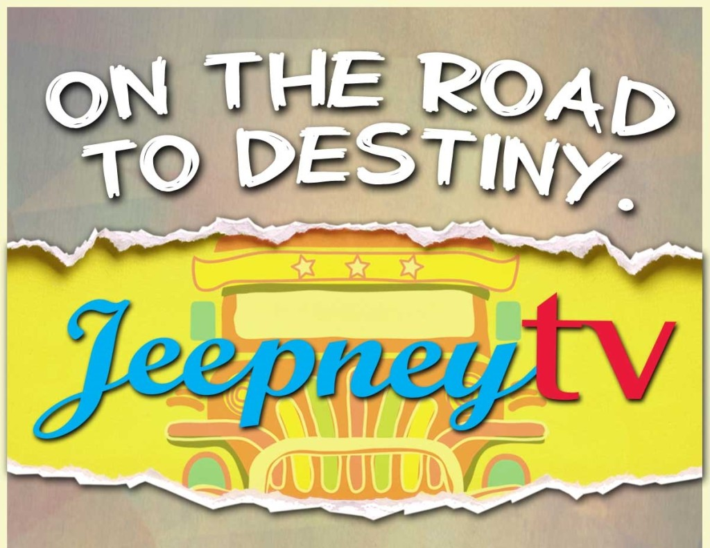 A new route for Jeepney TV!