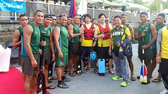 Philippine Army Dragonboat Team