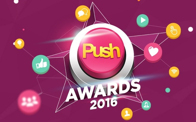 Voting for biggest digital stars, celebs starts in Push Awards 2016