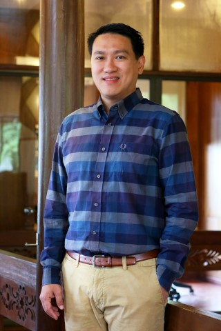 Davy Tan - VP for Business Development