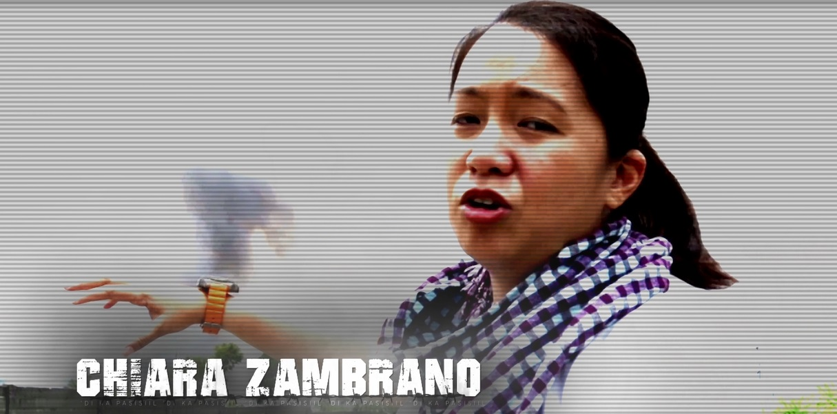 Chiara Zambranos reports featured stories culled from ground zero in Marawi in the ABS-CBN documentary Di Ka Pasisiil