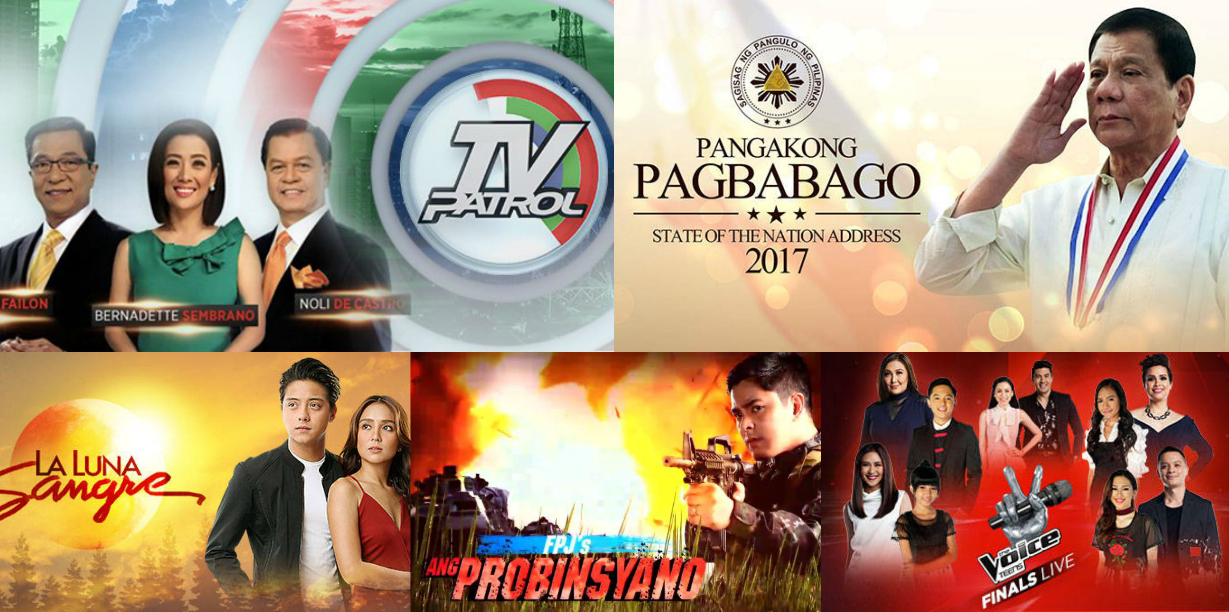 ABS-CBN leads in nat'l TV ratings with SONA live coverage, relevant news