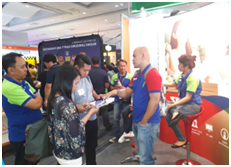 SKYBIZ MSME joins franchise expo