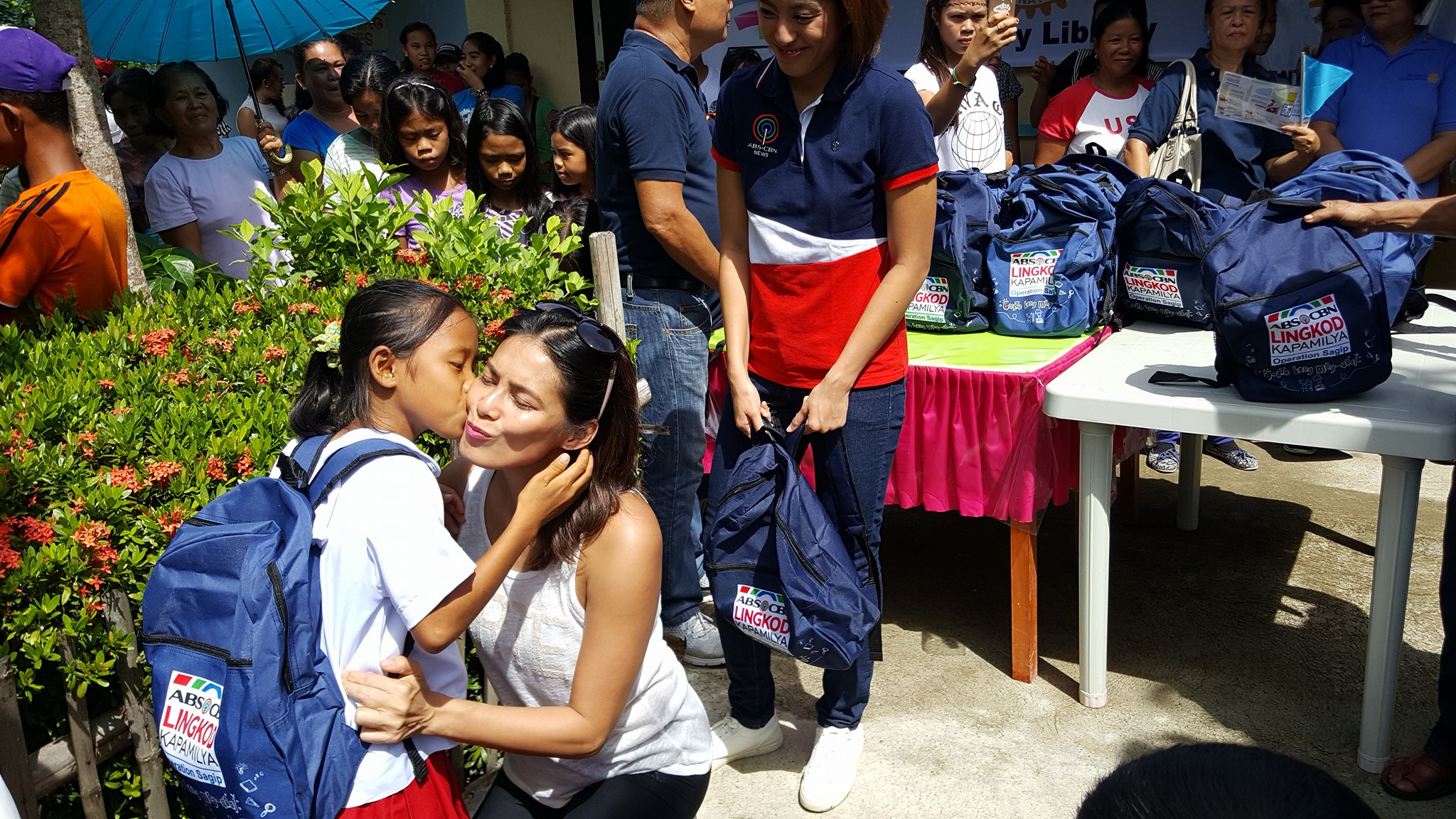 Angel, Gretchen join 'TV Patrol's' public service caravan