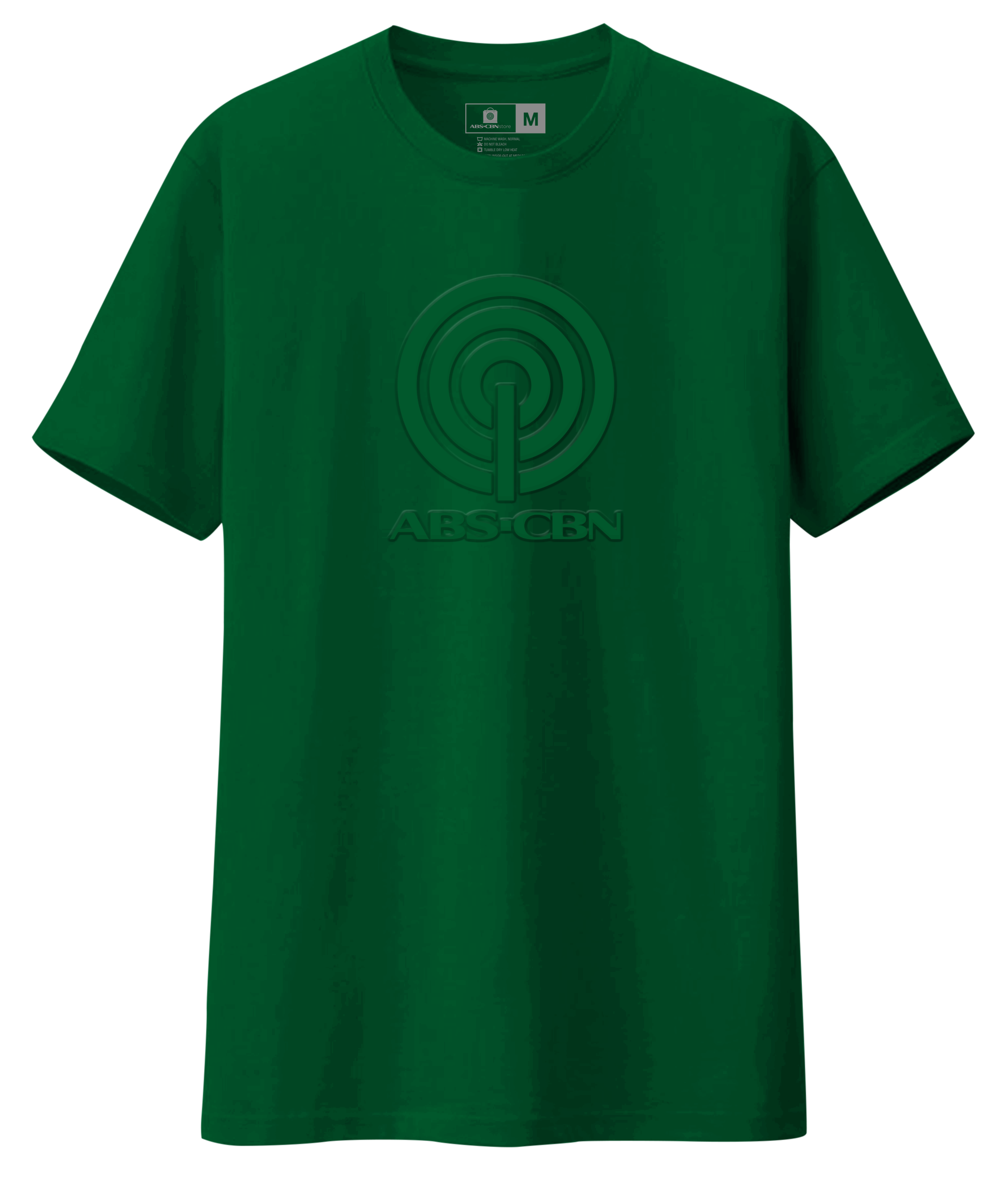 ABS-CBN Shirt Fern Green