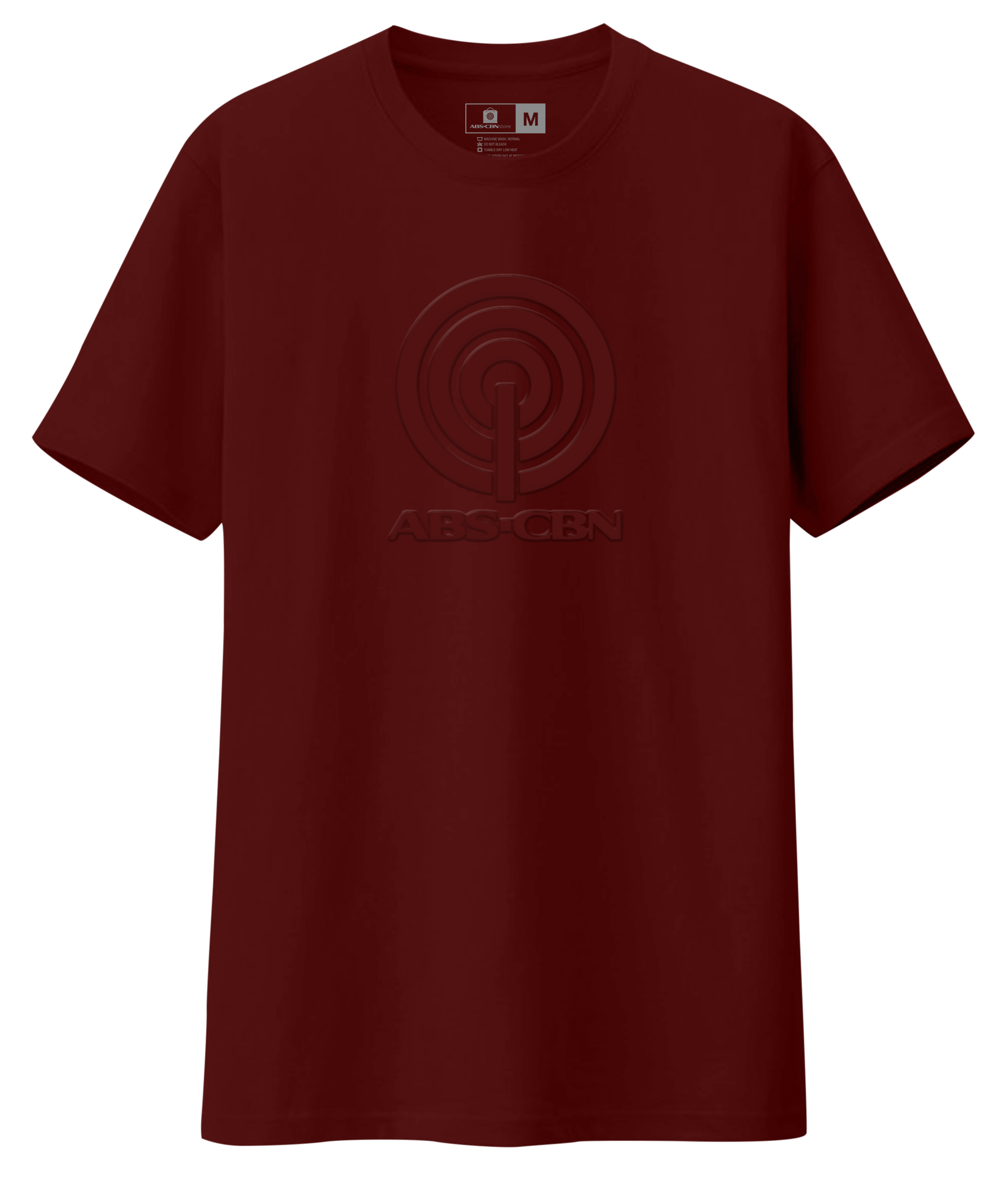 ABS-CBN Shirt Maroon