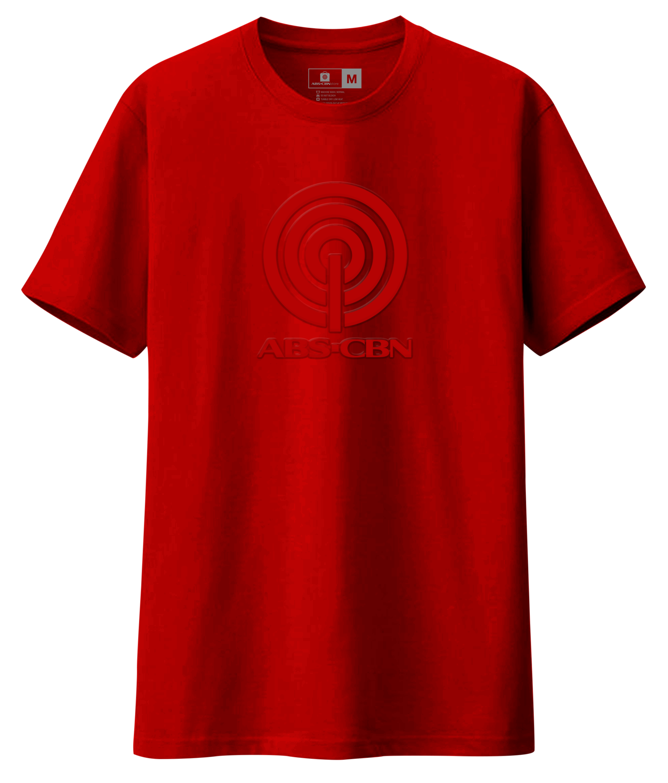 ABS-CBN Shirt Red