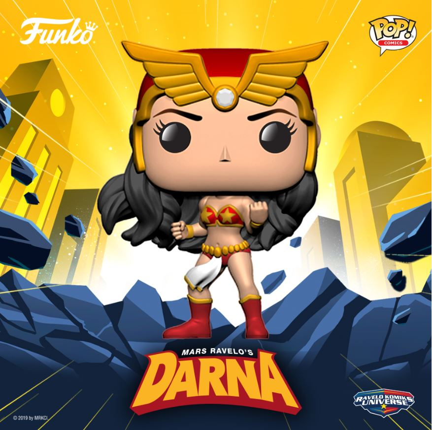 Time to get that Darna Funko Pop!