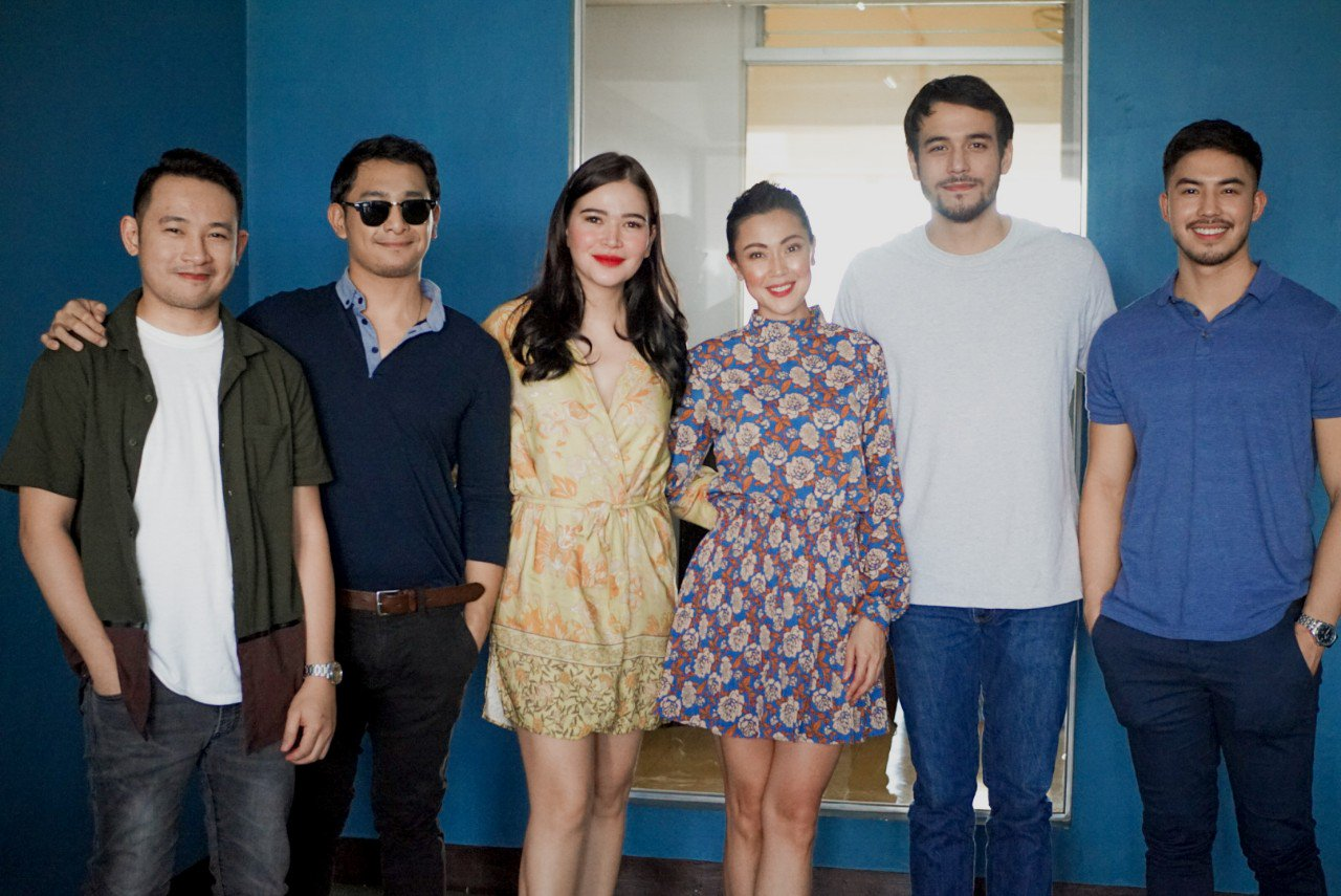 The cast of Sino Ang Maysala