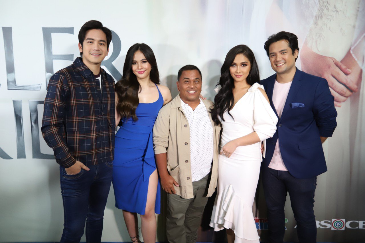 Maja-Geoff, Janella-Joshua headline 'The Killer Bride'