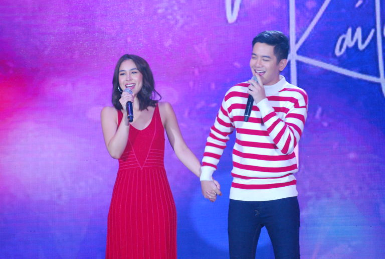 """Ngayon at Kailanman"" headlined by the tandem of ""JoshLia"" is one of the Kapamilya network's teleserye to watch for"