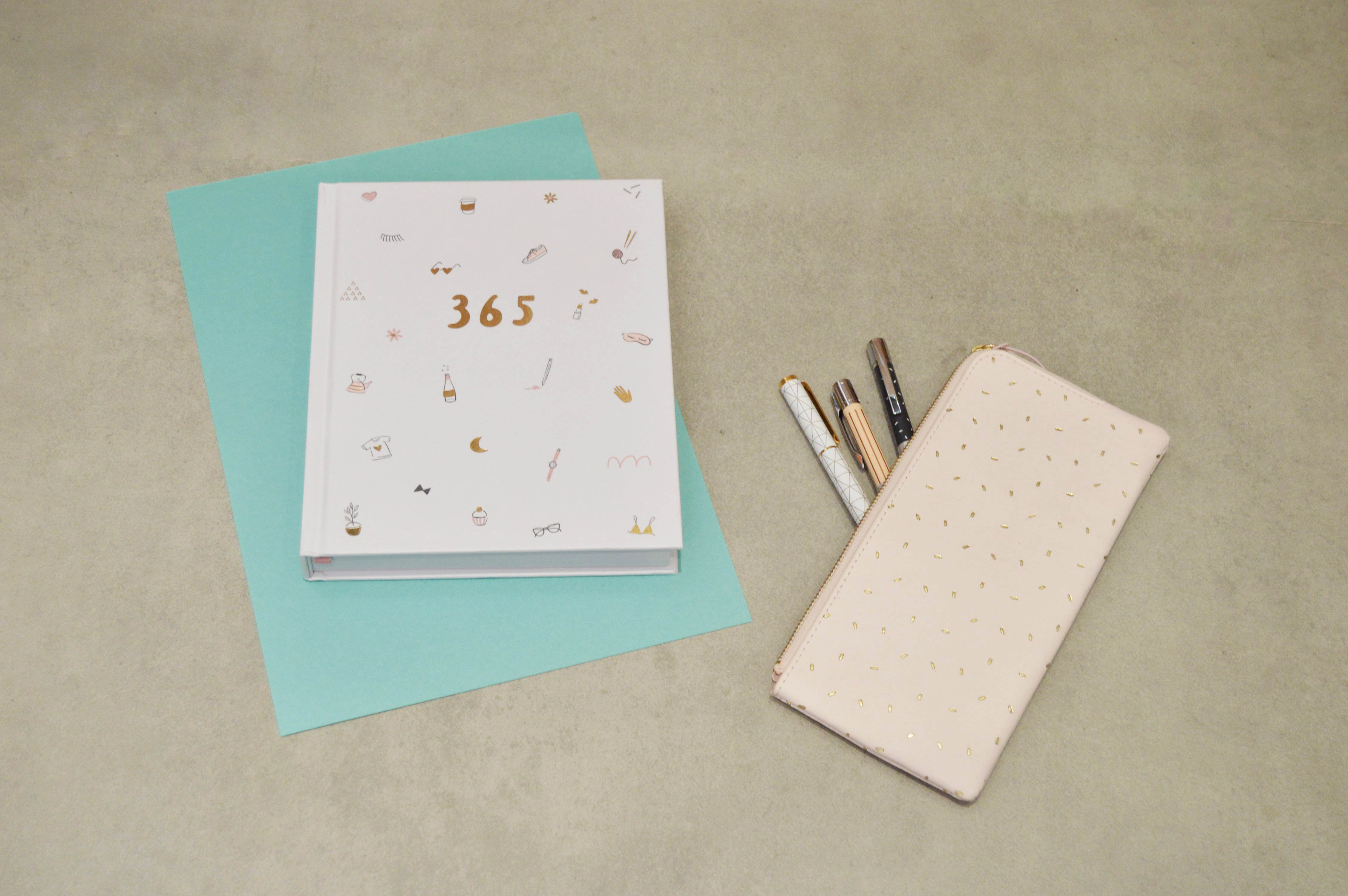 365 journal: Your Story, Kikki K