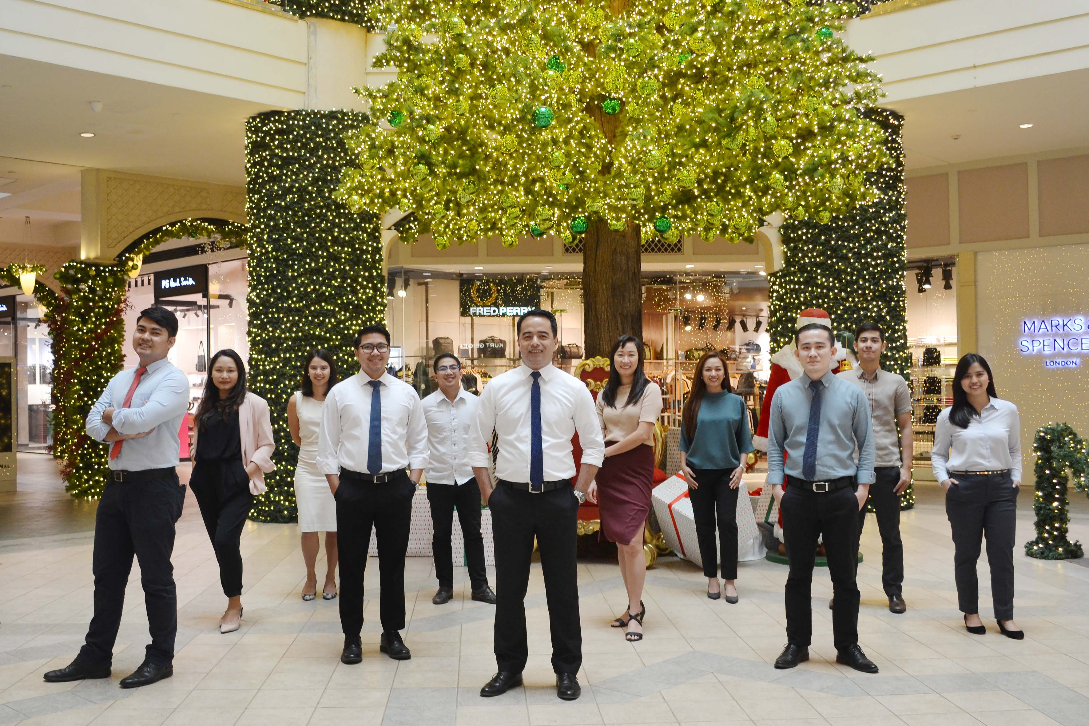 Meet the Team of Rockwell Retail Operations