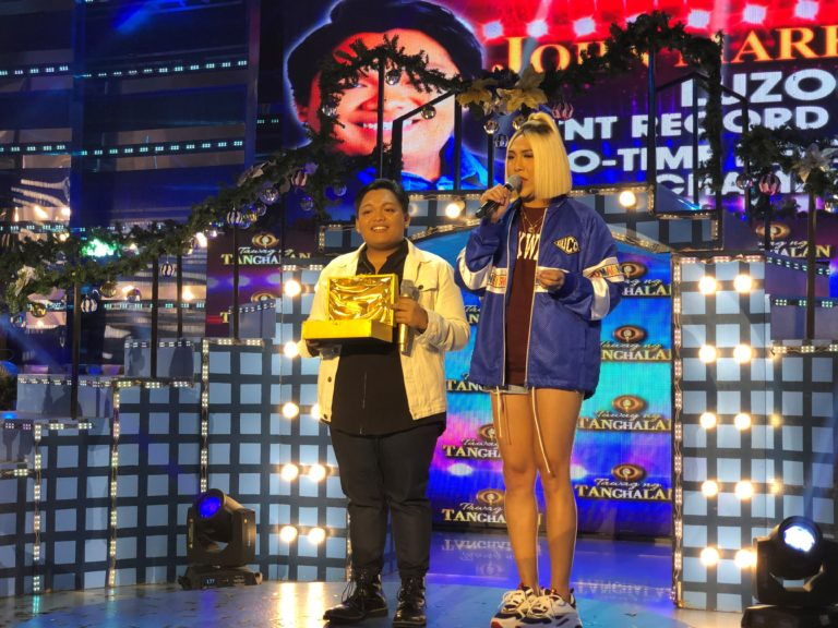'Tawag ng Tanghalan' names 2nd Record Holder