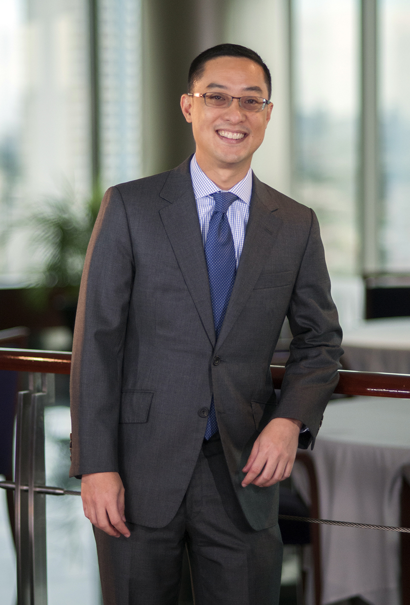 ABS-CBNs newly appointed president and CEO Carlo Katigbak