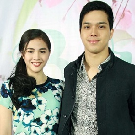 Janella Salvador and Elmo Magalona the newest Kapamilya loveteam to star in a 2016 teleserye Born For You