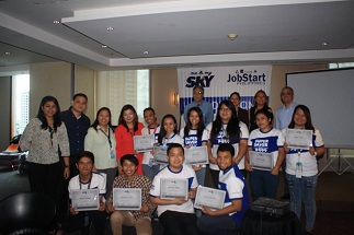 JobStart Graduation Ceremony