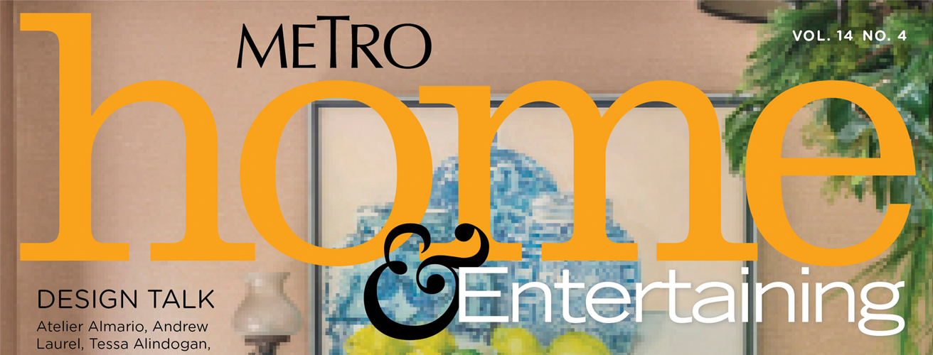'Metro Home' rings in 2018 with 3-cover special