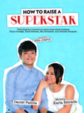 How to raise a superstar Padilla cover