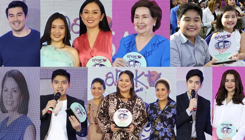 ABS-CBN bags 24 citations at Anak TV Awards