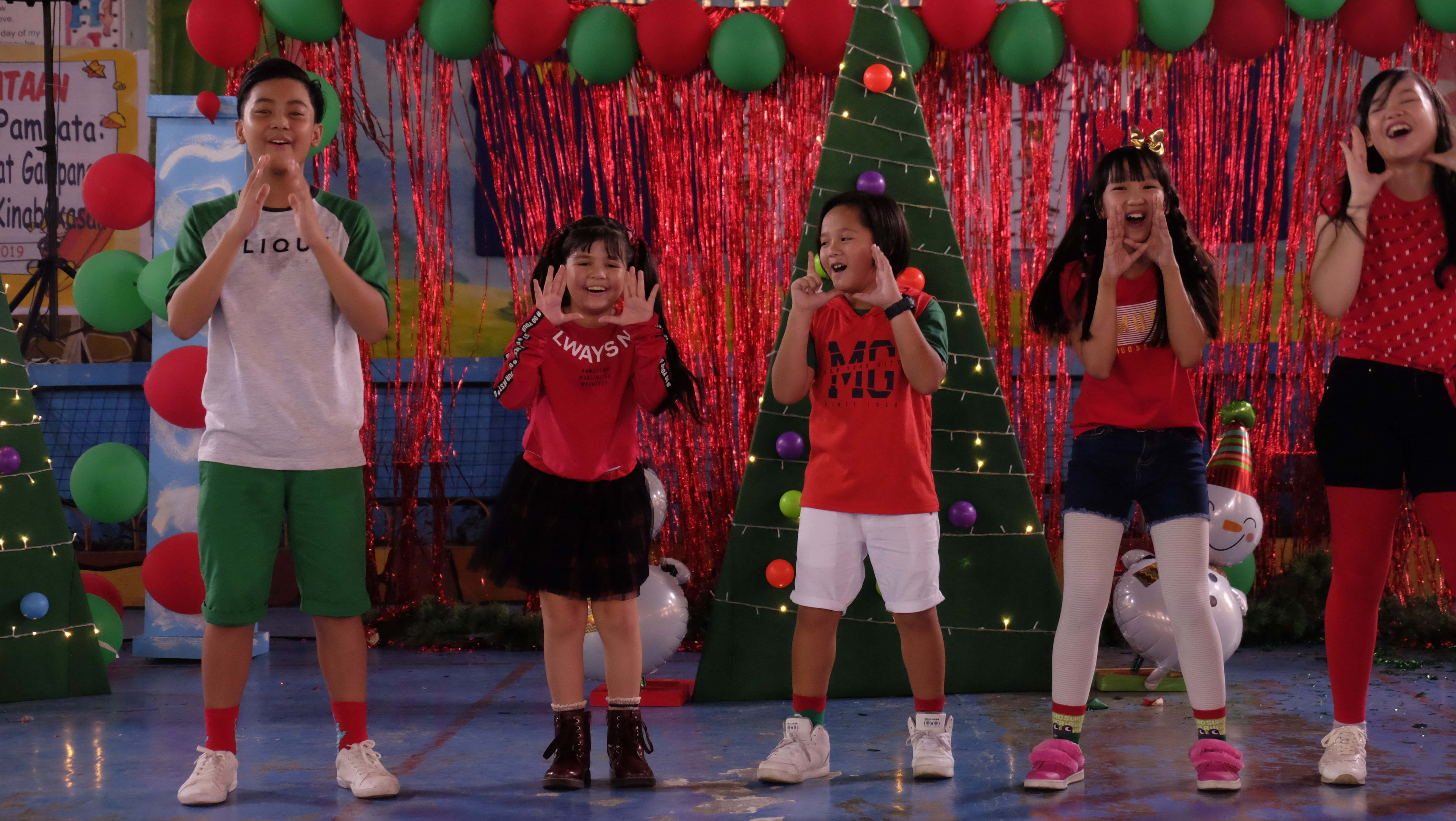 YeY shares value of passing joy to other kids in 'Pasko ang Saya!'