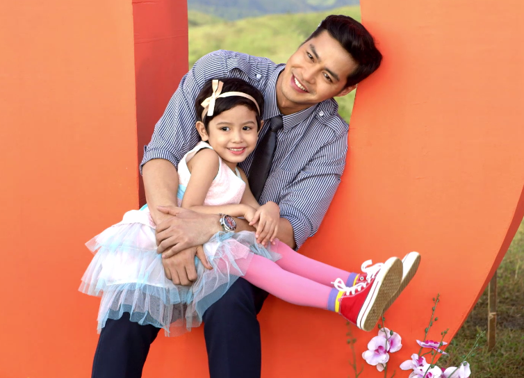 """Dream Dad"" cast starring Zanjoe Marudo and Jana Agoncillo"