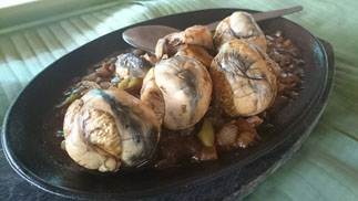 Sizzling Balut  Apag Marangle