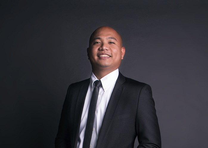 Lucky Jay Damaso: Expanding his footprint