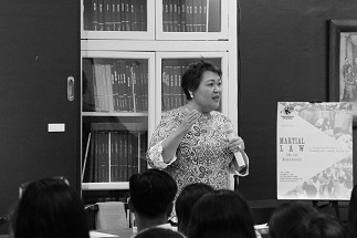 KCFI conducts 'Martial Law for the Millennials' workshop